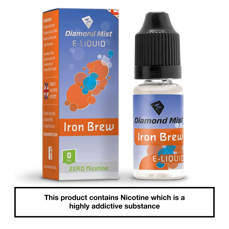 Diamond Mist Iron Brew 10ml 0mg