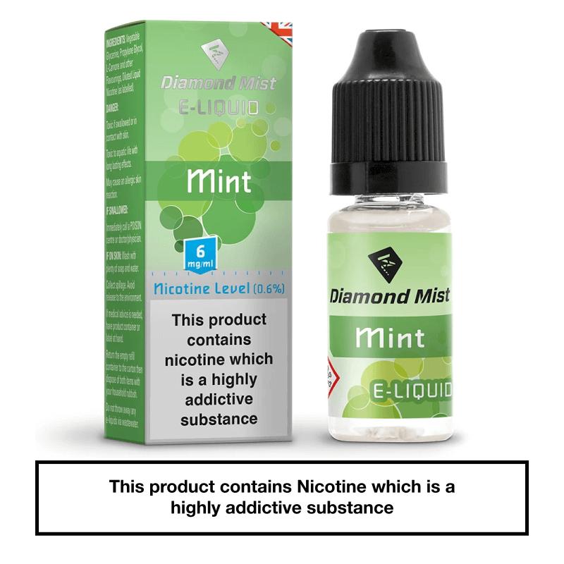 Diamond Mist Mint 10ml 6mg
