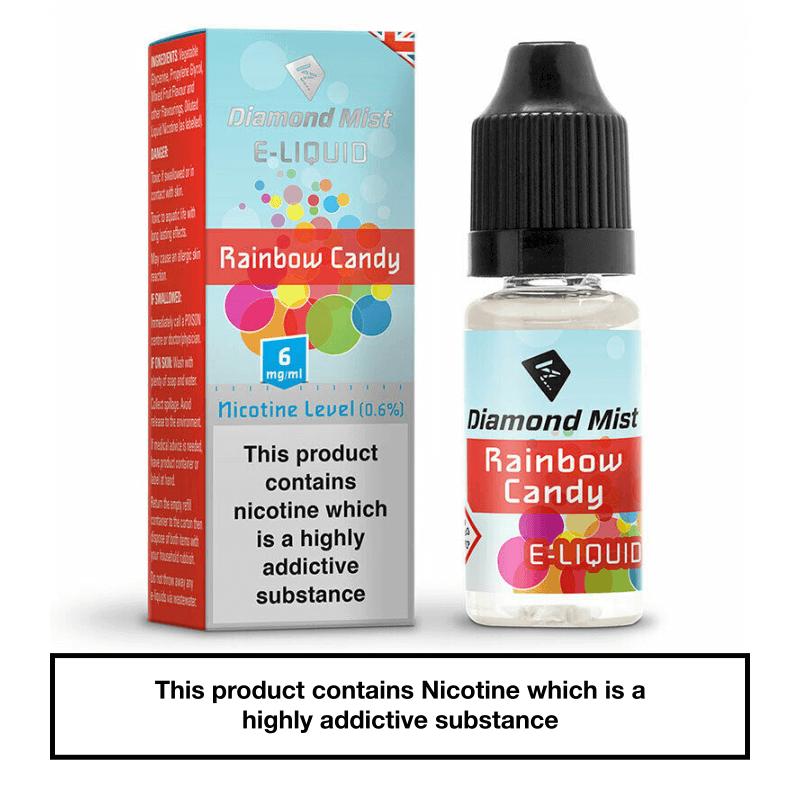 Diamond Mist Rainbow Candy 10ml 6mg