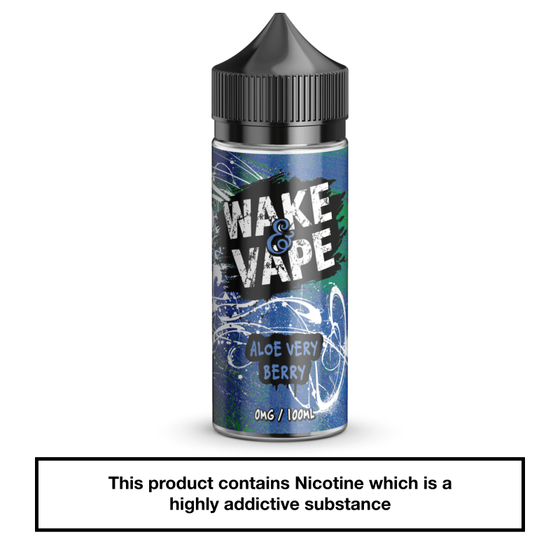 Wake & Vape Aloe Very Berry 100ml