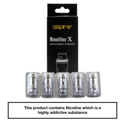 Aspire Nautilus X Coils 1.5ohm