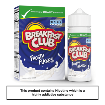 Breakfast Club Frosty Flakes 100ml