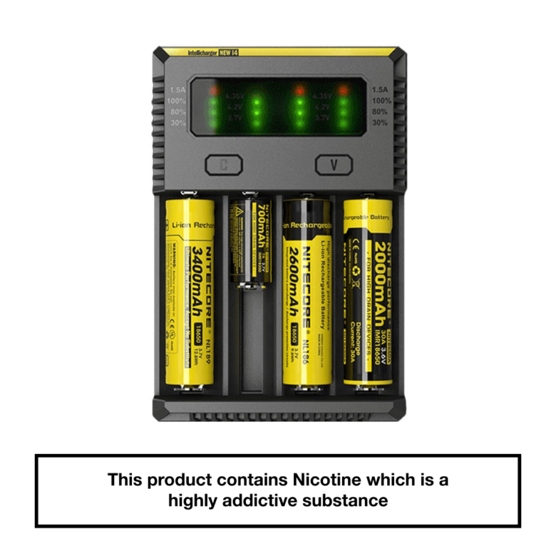 Nitecore Intelli i4 Charger