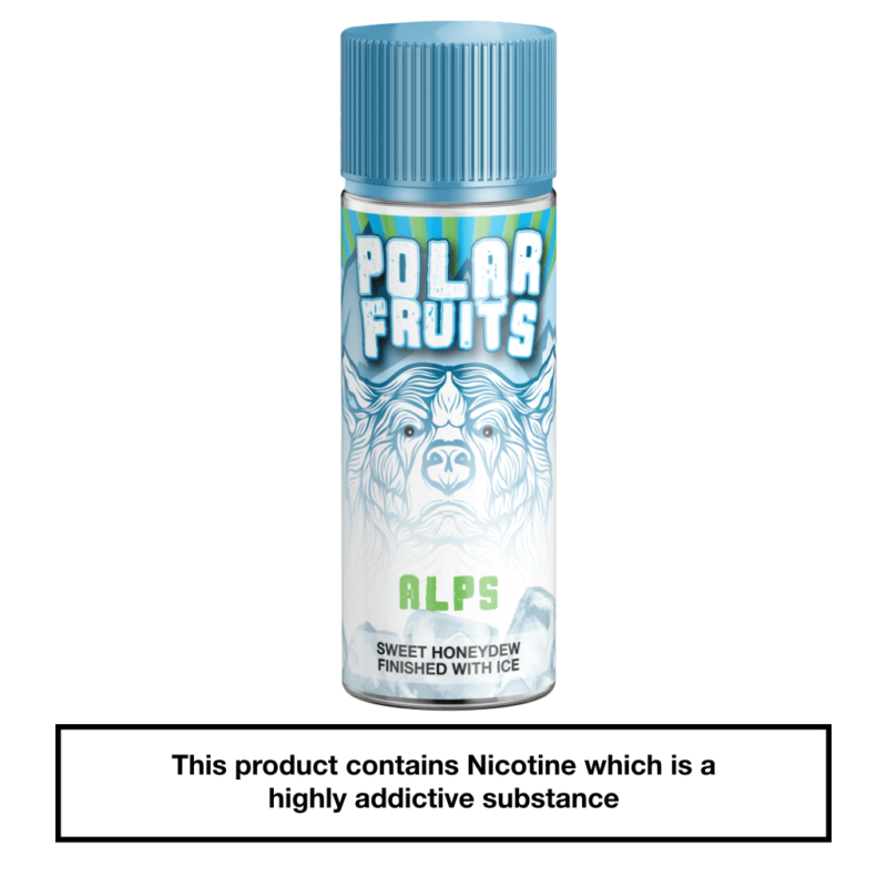 Polar Fruits Apls 100ml