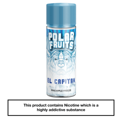 Polar Fruits El Capitan 100ml