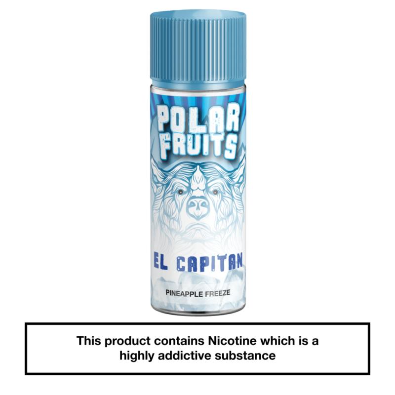 Polar Fruits El Capitan 100ml