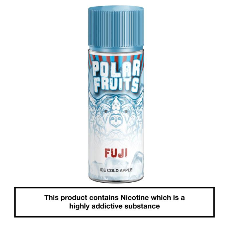 Polar Fruits Fuji 100ml