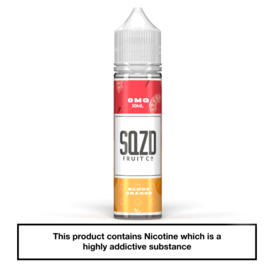 SQZD Blood Orange 50ml