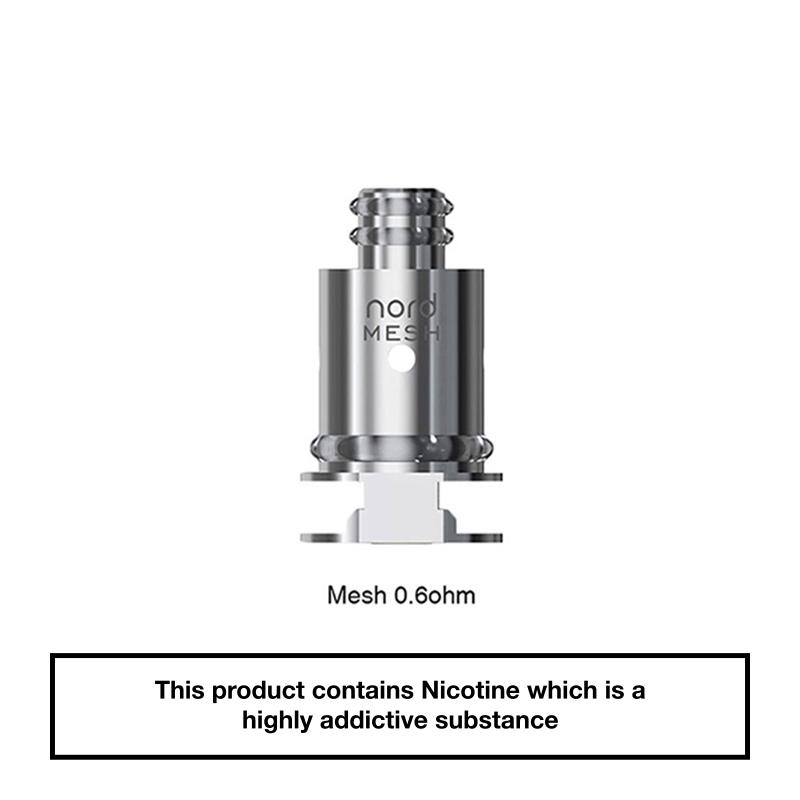 Smok Nord Coils - Mesh 0.6ohm