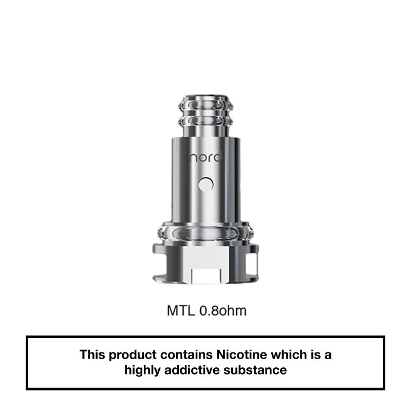 Smok Nord Coils - Mesh MTL 0.8ohm