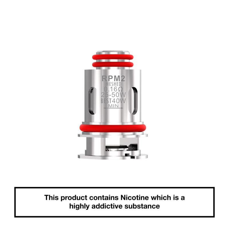 Smok RPM 2 Coils - Mesh 0.16 ohm