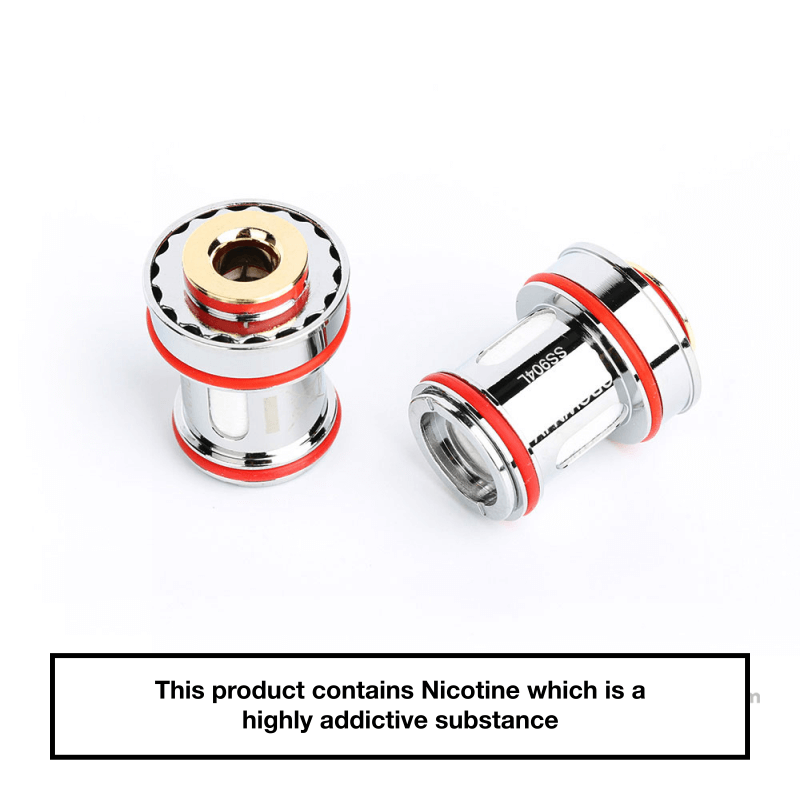Uwell Crown IV Dual Coils SS 0.2ohm - Image 2