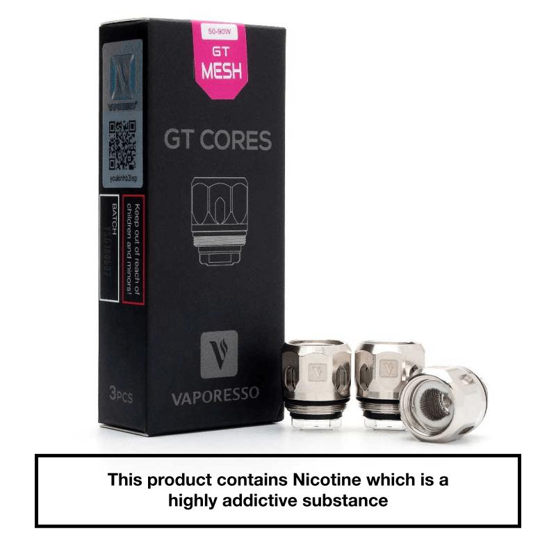 Vaporesso GT Core Coils - GT Mesh 0.18ohm