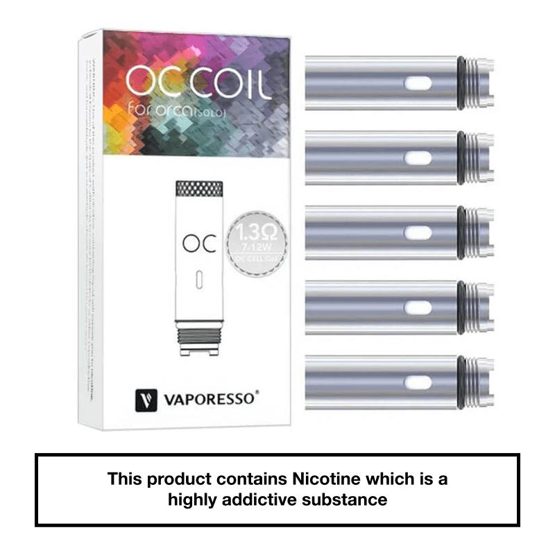 Vaporesso Orca Solo OC CCell Ceramic Coils 1.3ohm
