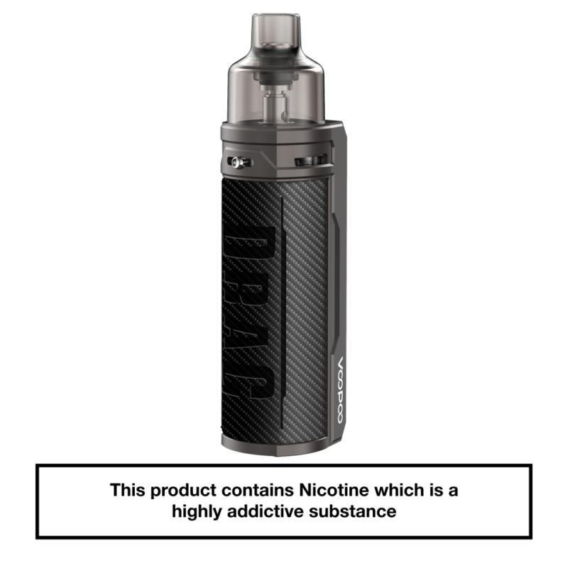 VooPoo Drag S - Carbon Fiber