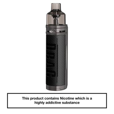 VooPoo Drag X - Carbon Fiber