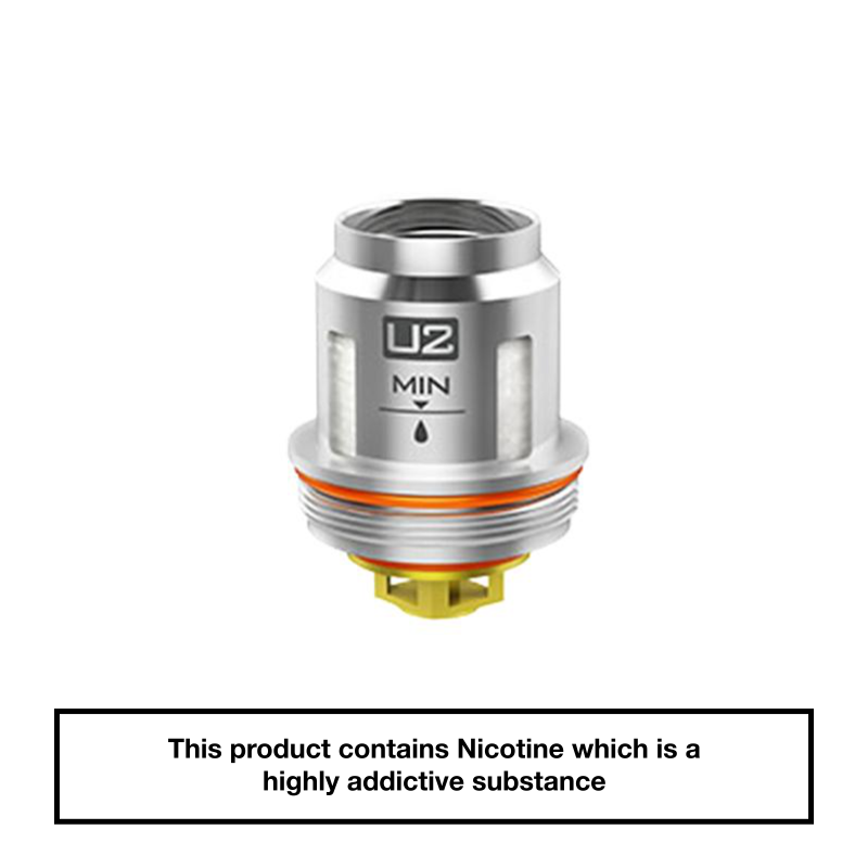 VooPoo UFORCE Replacement Coils 5 Pack - U2