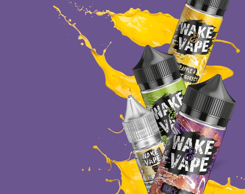 Wake & Vape E Liquids
