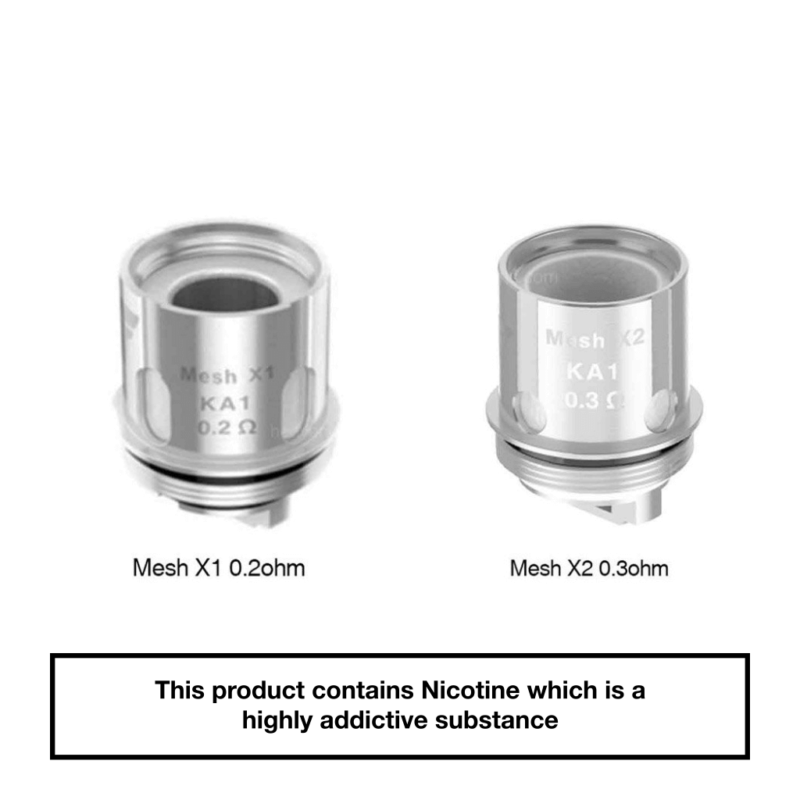 GeekVape Super Mesh X Replacement Coils