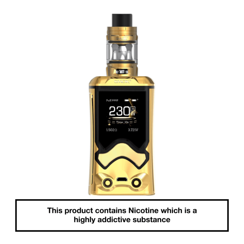 SMOK T-Storm Vape Kit - Gold Black
