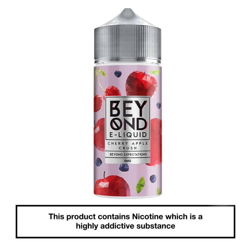 Beyond Cherry Apple Crush 100ml